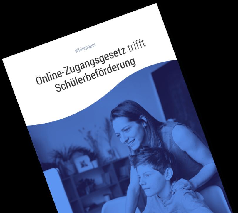 Onlinezugangsgesetz (OZG) Broschüre